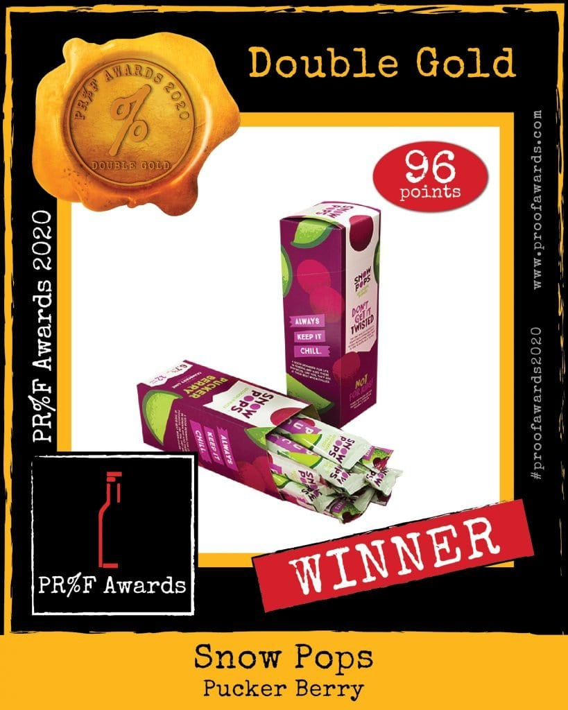 Double Gold Winner @ PR%F Awards 2020