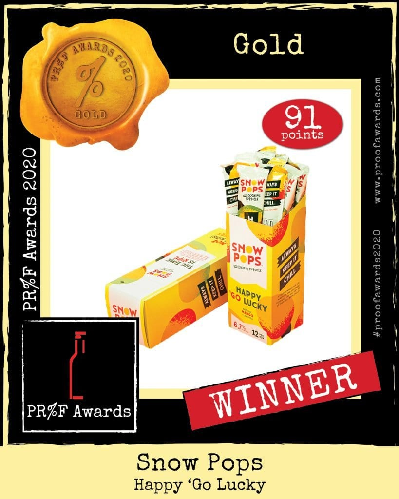 Gold Winner @ PR%F Awards 2020